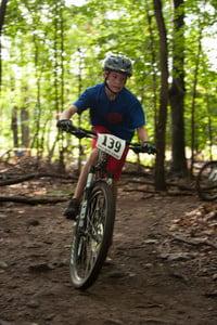 VERONA/CEDAR GROVE: Andrew Hunt participated in Hilltop race