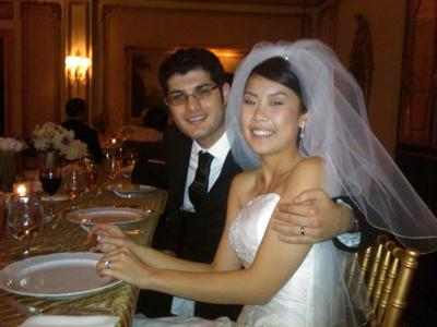 MR. and MRS. JONATHAN WEISS