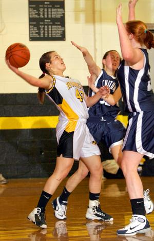 Hanover Park Sports Round up - Singer scores 11 in Lady Hornets win