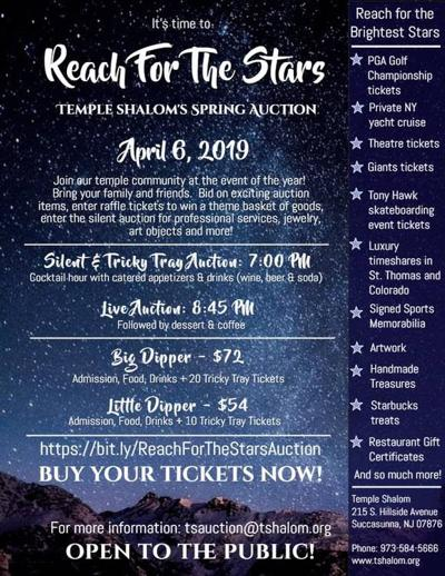 Reach for the Stars Community Event