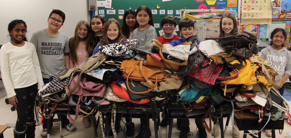 Service Club with their collection