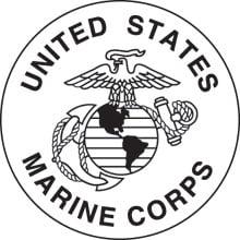 US Marine Corps emblem