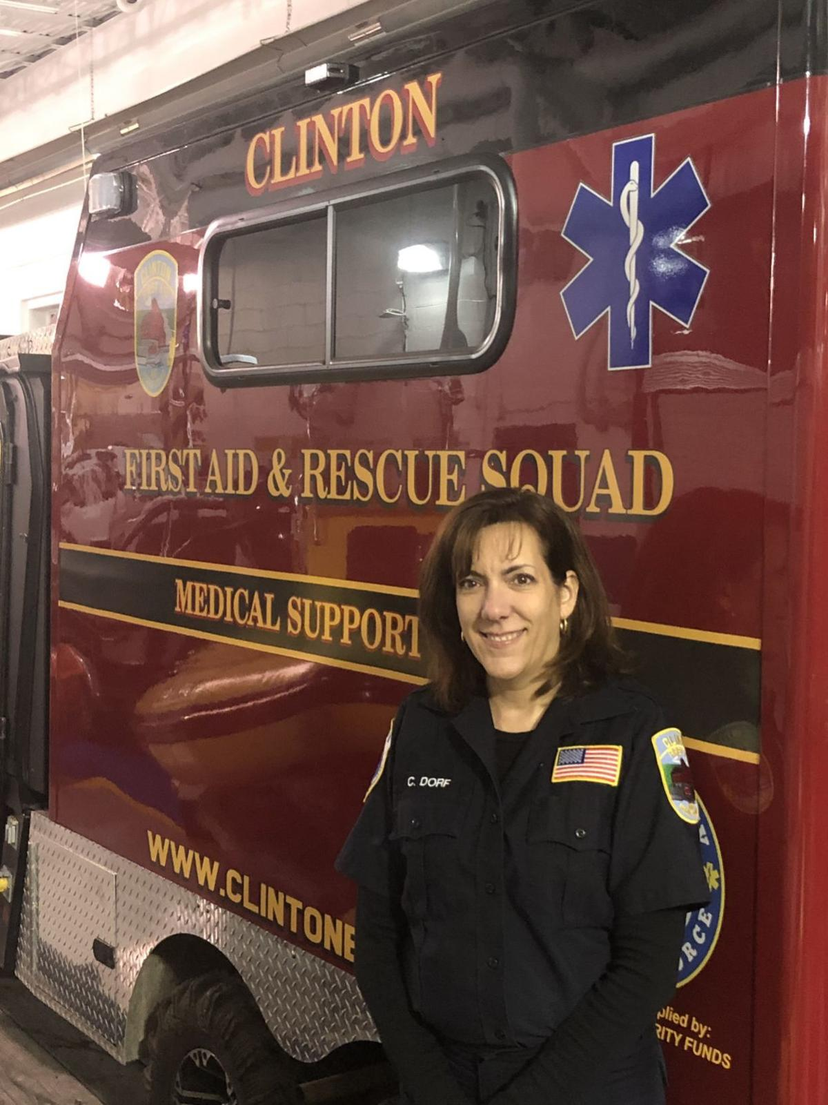 Clinton First Aid & Rescue Squad sounds alarm for more volunteers