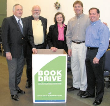 Rotary drive to ease Africa 'book famine'