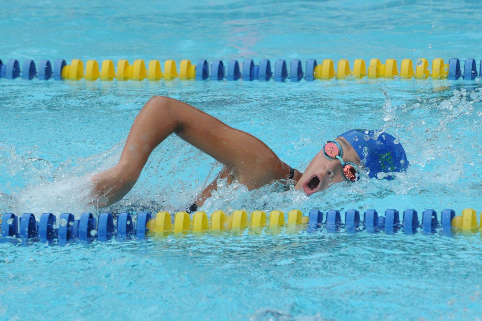 Jack alexy college swimming