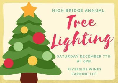 High Bridge Christmas Tree Lighting to take place on Saturday, Dec. 7