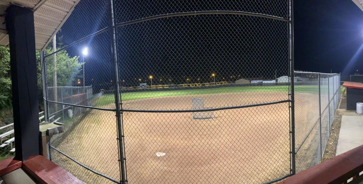 CCHS Softball Field