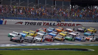 NASCAR Talladega Auto Racing (copy)