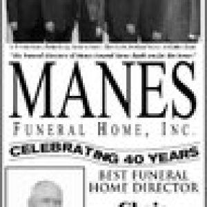 Manes Funeral Home