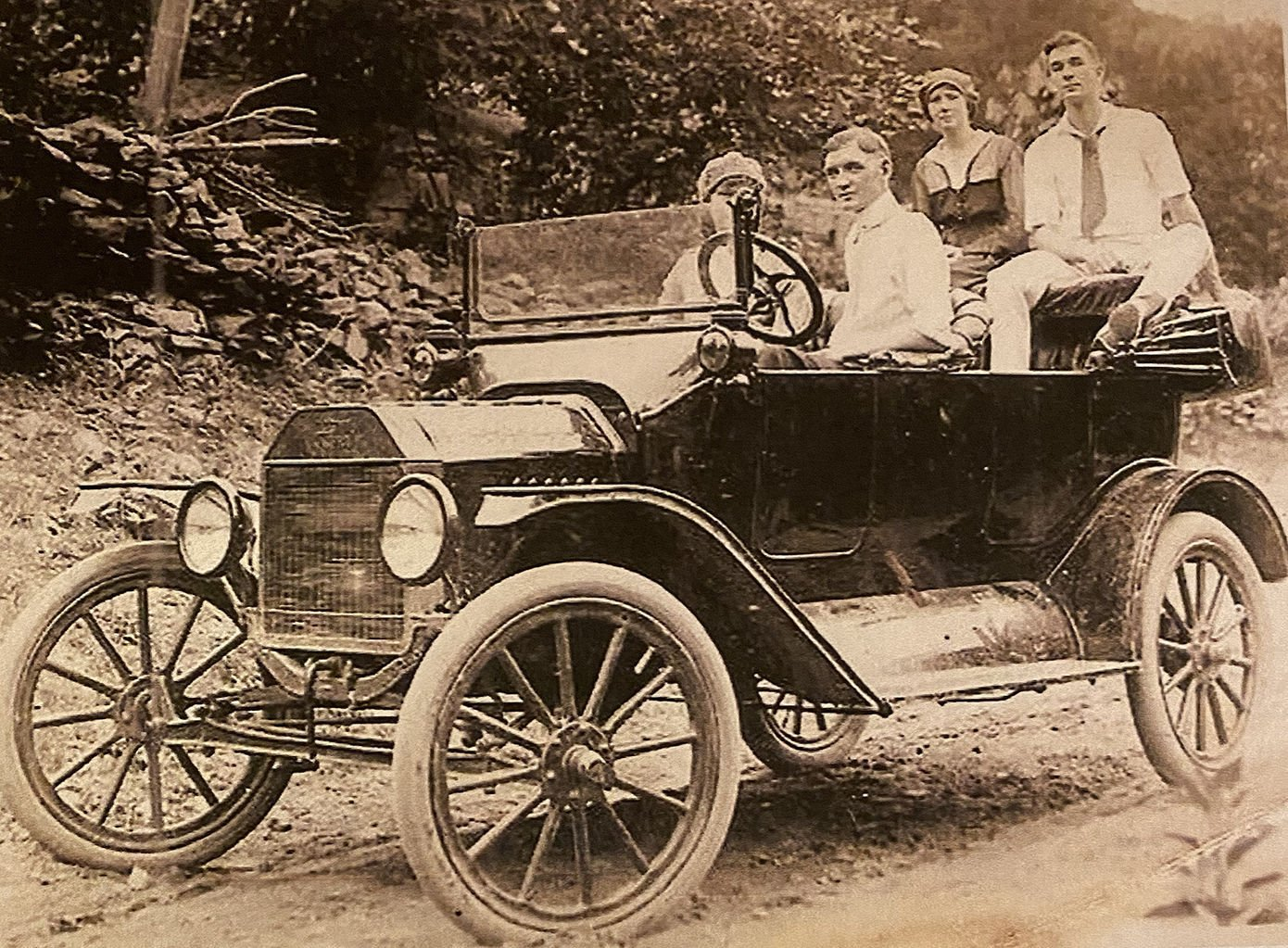 1916 Model T Ford