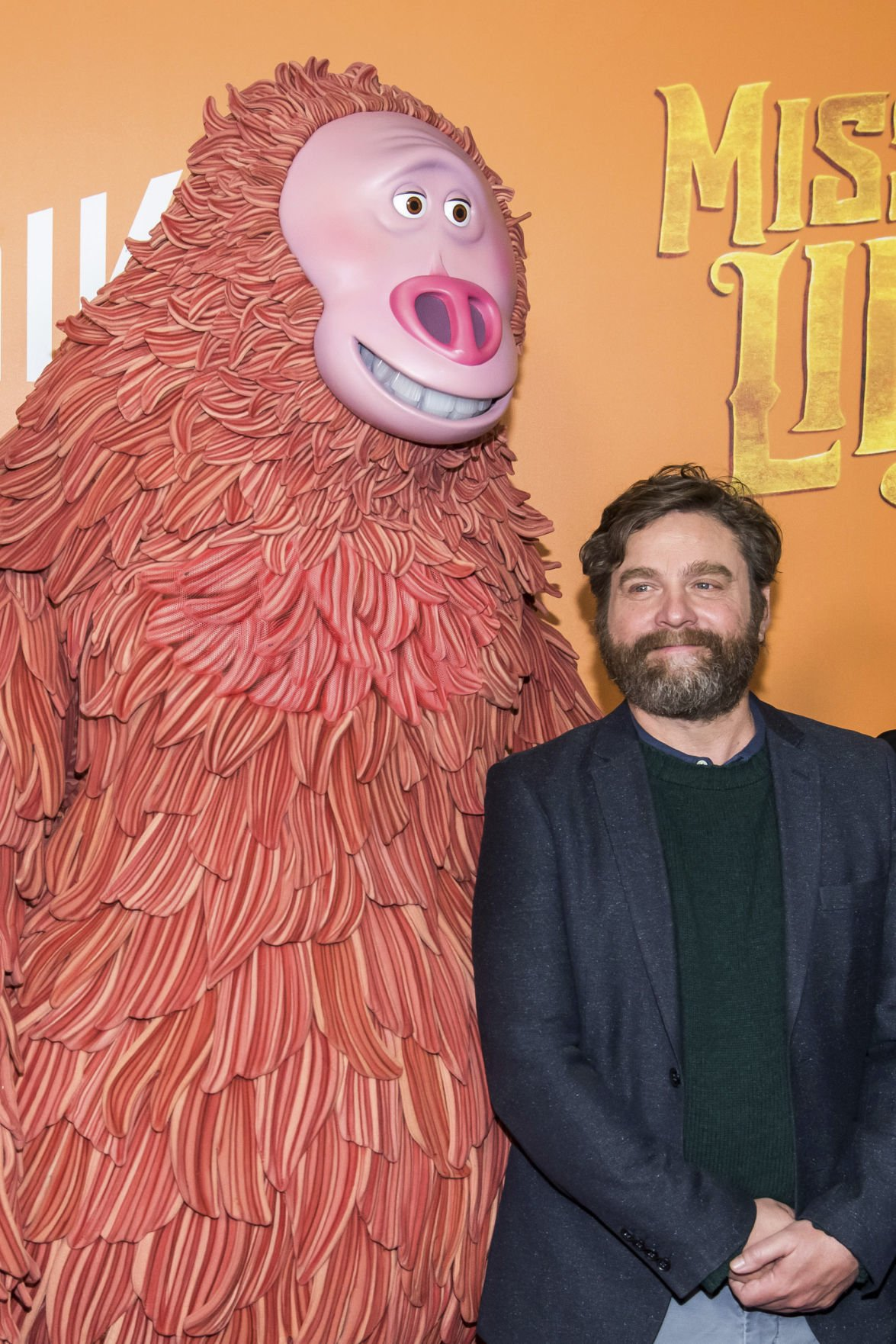 "NY Premiere of ""Missing Link"""