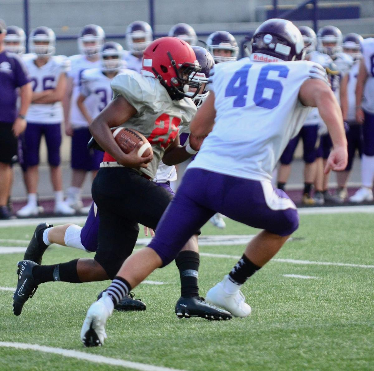 Sevier County scrimmage a 'good starting point' for CCHS