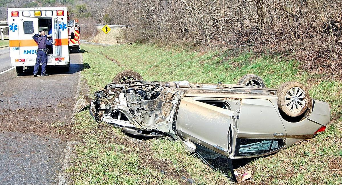 Elderly woman in I-40 wreck expressed concern about her four
