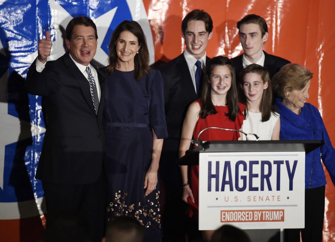 Election 2020 Senate Hagerty