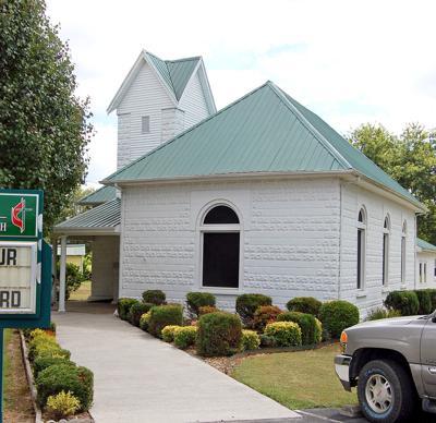 Bybee United Methodist Church now in second century
