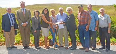 Two Donations Make Way for New Parrottsville Library