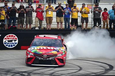 Monster Energy NASCAR Cup Series Food City 500