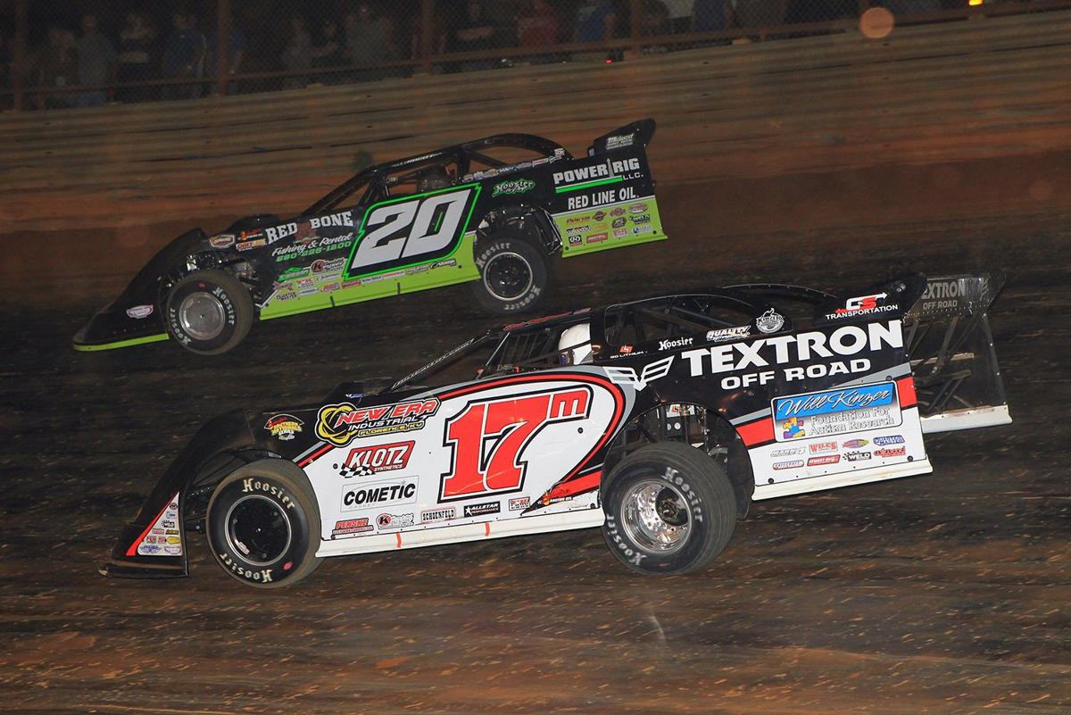 Lucas Oil Late Model Dirt Series Invades Tazewell Speedway On May 3