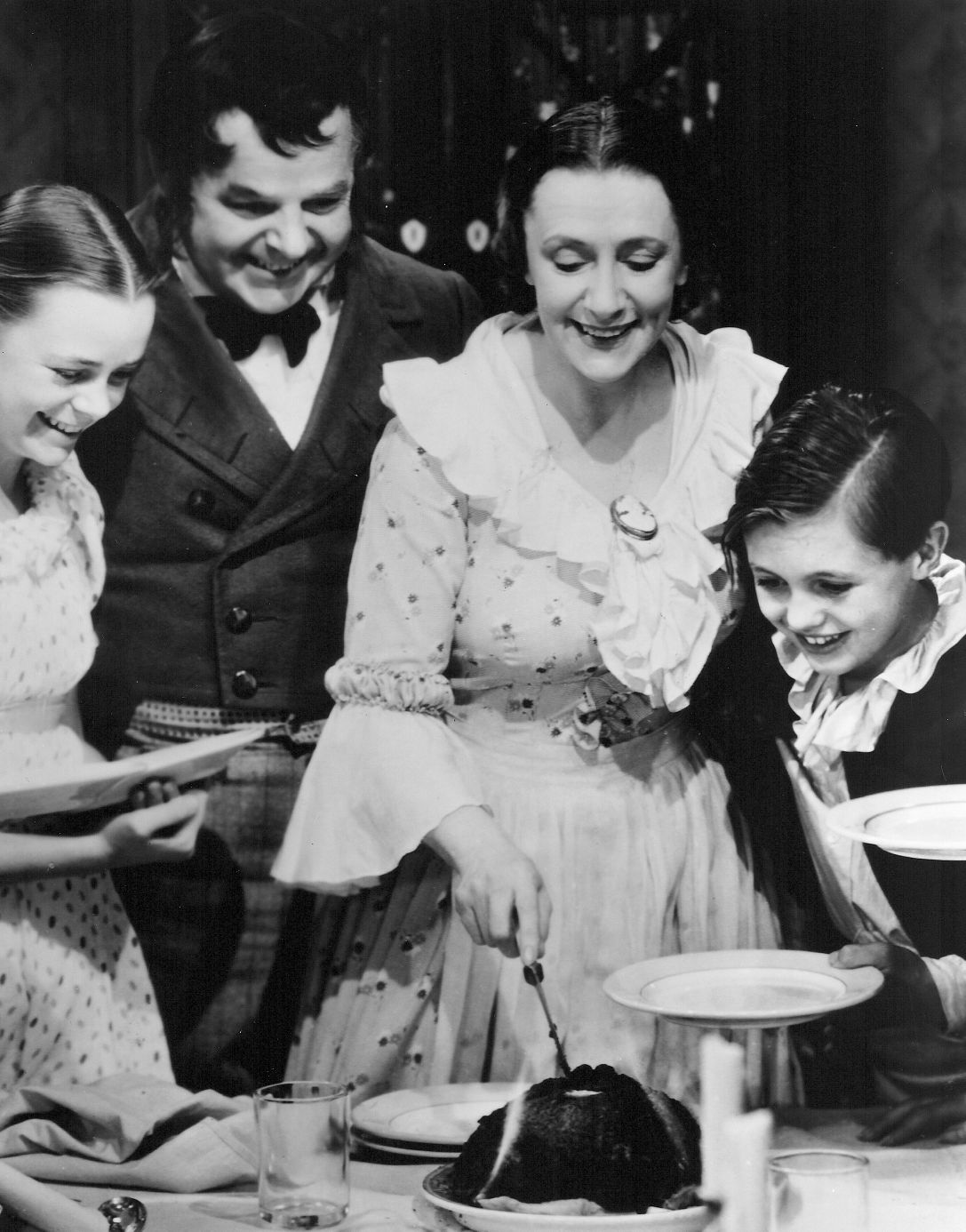 "June Lockhart remembers ""A Christmas Carol"" 