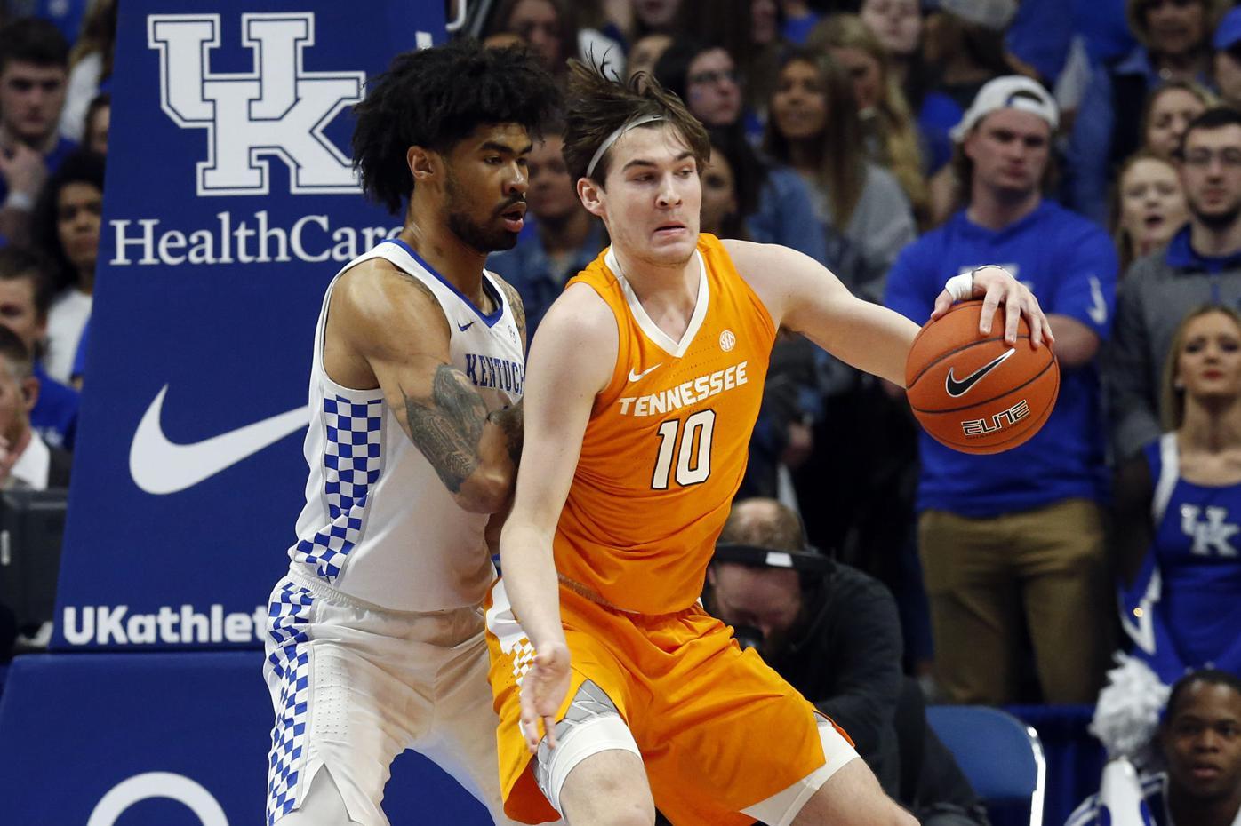 Tennessee Kentucky Basketball (copy)