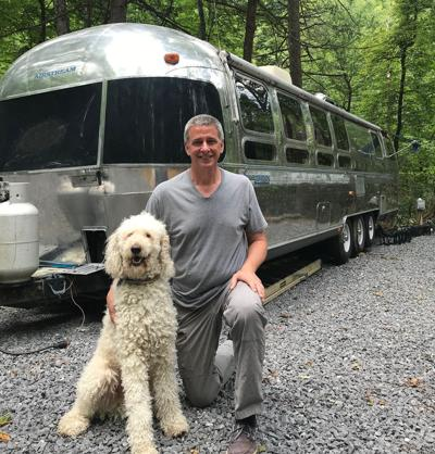 Cosby Airstream campground