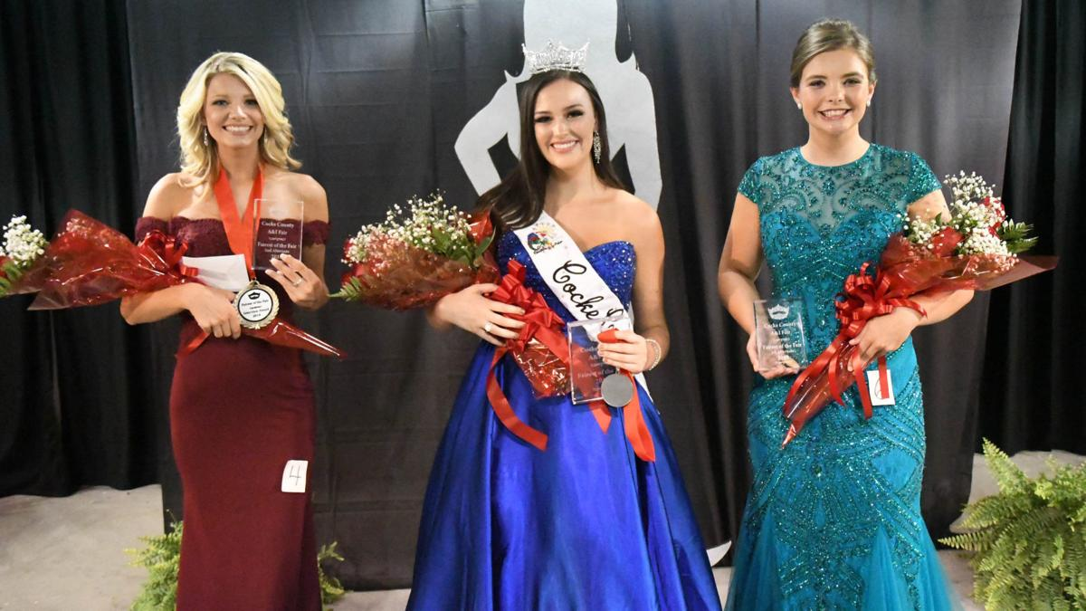 Who Won Tennessee Fairest Of The Fair Pageant 2020.Phillips Crowned 2018 Fairest Of The Fair News