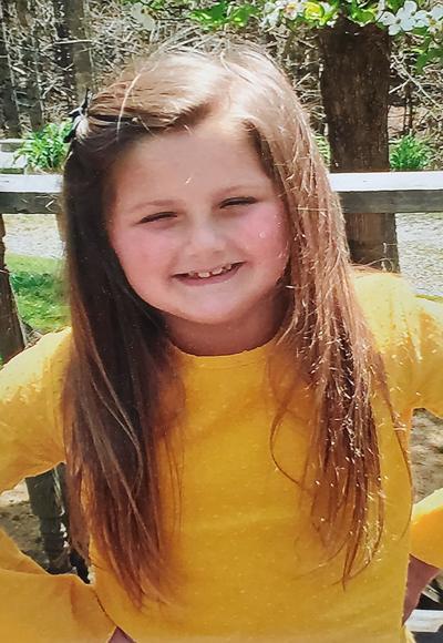 Farrah Clark turns 6