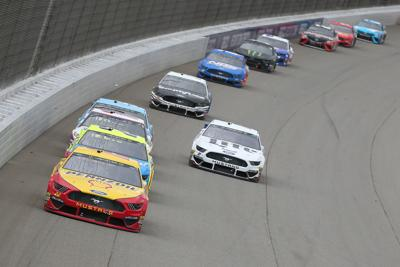 Monster Energy NASCAR Cup Series FireKeepers Casino 400