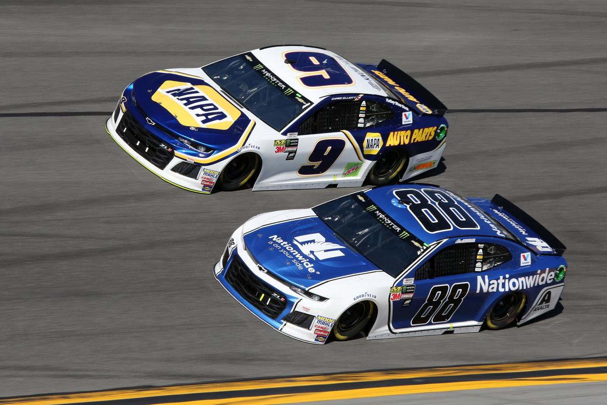 Chase Elliott wonders \'what if\' following third-place finish ...
