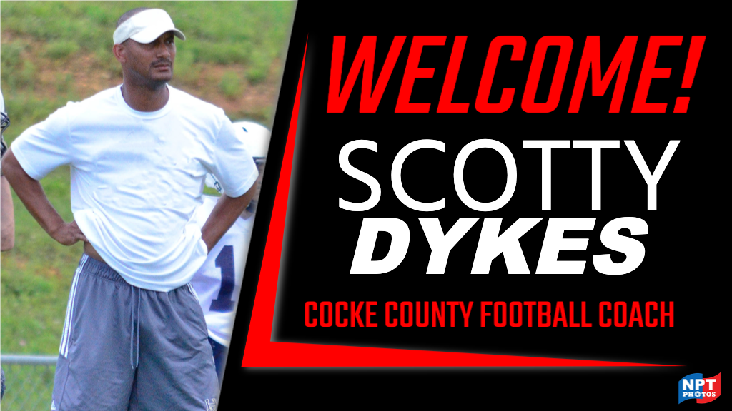 Welcome Scotty Dykes