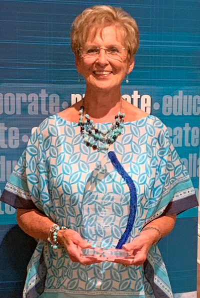 2019 TGA Keeper of the Flame Award