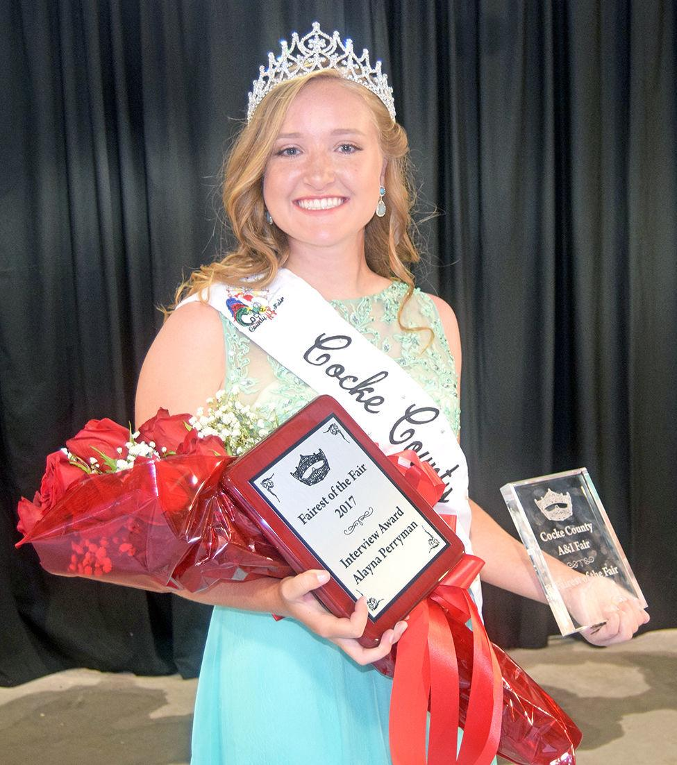 Who Won Tennessee Fairest Of The Fair Pageant 2020.New Fairest Of The Fair To Receive 1 000 Scholarship News