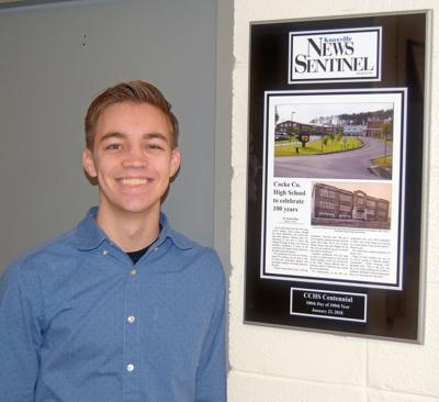 Derek Driskill named Niswonger Scholar