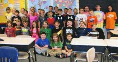 Two Centerview Elementary classes honored