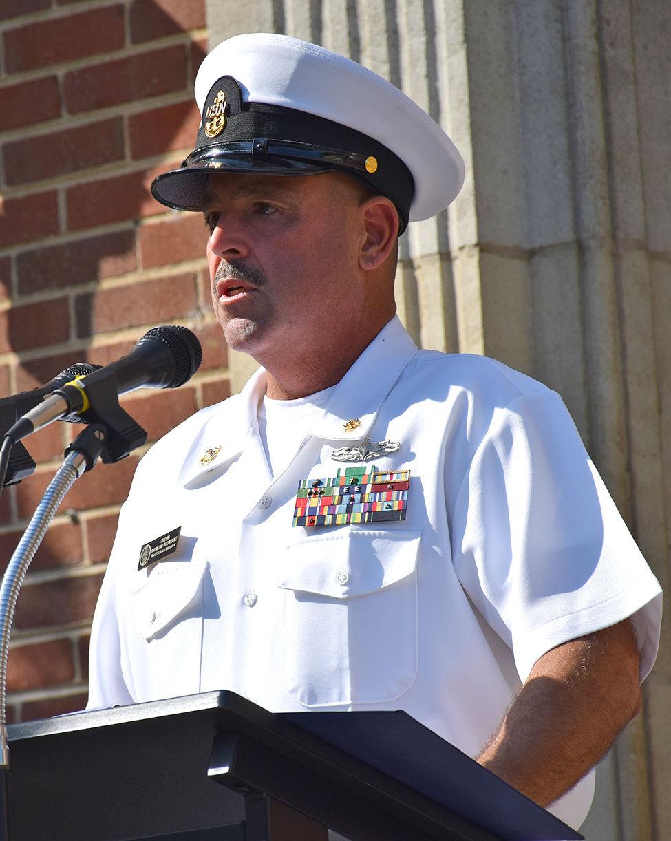 Chief Raymond Rodriquez