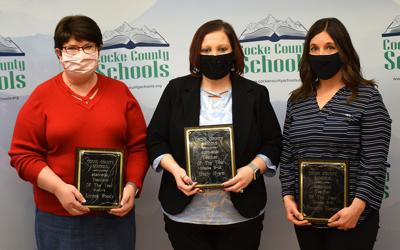 Teacher of the Year honorees