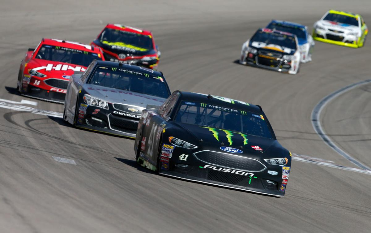 Keep an eye on tires in sunday s pennzoil 400 at las vegas for Chicago motor cars las vegas nv