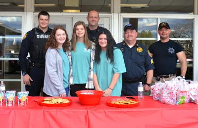 Car seat safety check held at CCHS