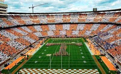 UT FOOTBALL: Checkerboard 2014