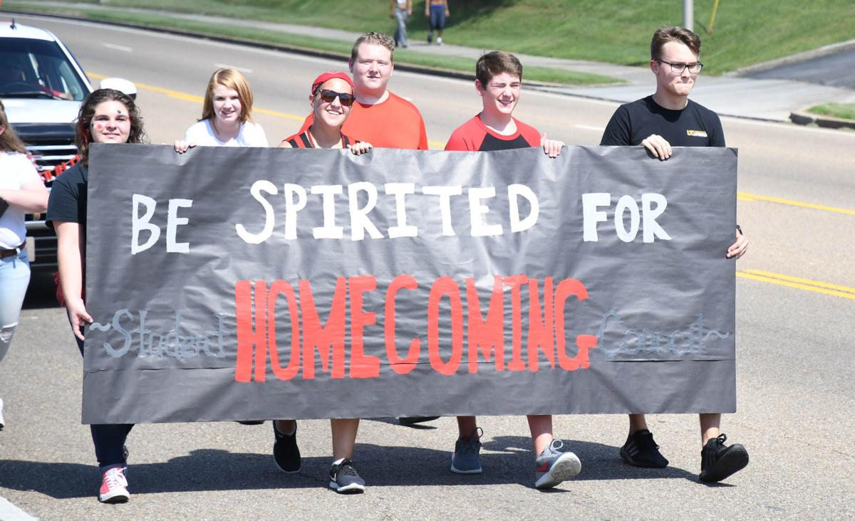 2018 CCHS Homecoming Parade | Community | newportplaintalk com