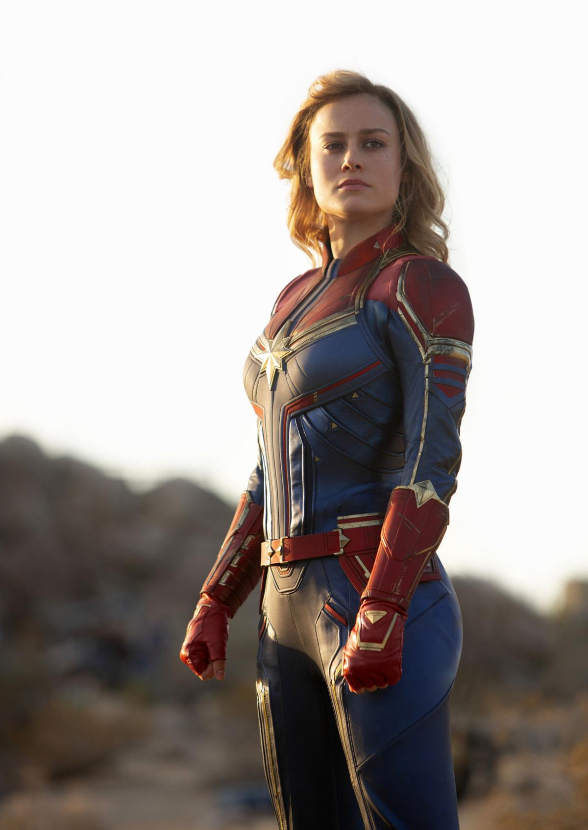 Film Review - Captain Marvel