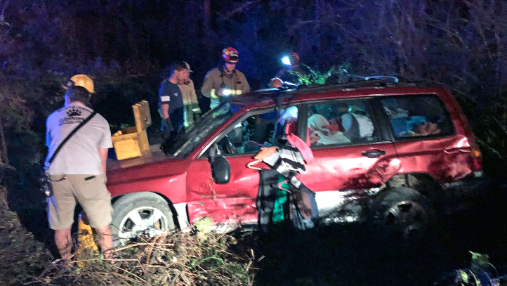 Driver faces DUI charges