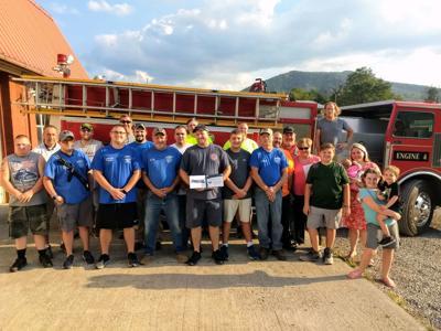 Cosby Volunteer Fire Department named Hometown Heroes