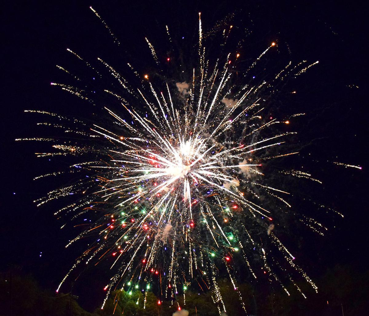 Fireworks Showcase