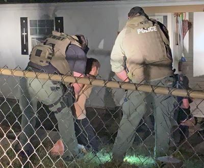 Cocke County SWAT takes two into custody