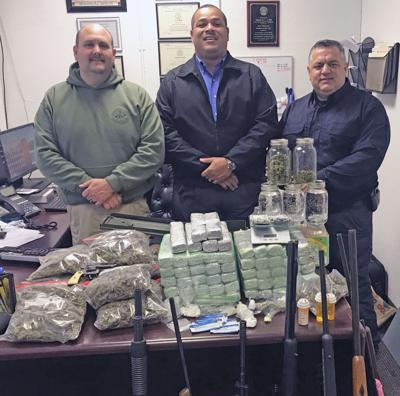 Drug dealer behind bars following drug bust | News