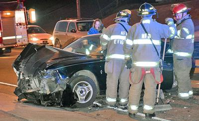 Three Vehicle Accident Leaves One Injured News Newportplaintalk Com