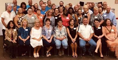 CCHS Class of 1979 gathers for 40-year reunion