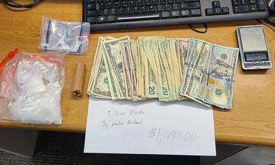 Two arrested on multiple drug charges