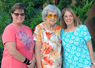 Happy 95th birthday to Betty Jo Hux Bryant